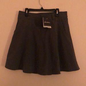 BNWT Eddie Bauer skirt w/ shorts underneath